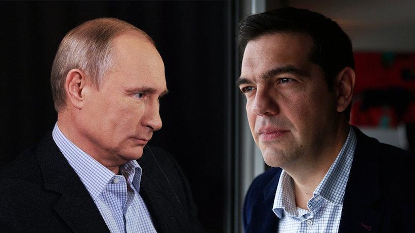 Η απάντηση Πούτιν στον Τσίπρα για τους Έλληνες στρατιωτικούς - Τί θα πει στον Σουλτάνο