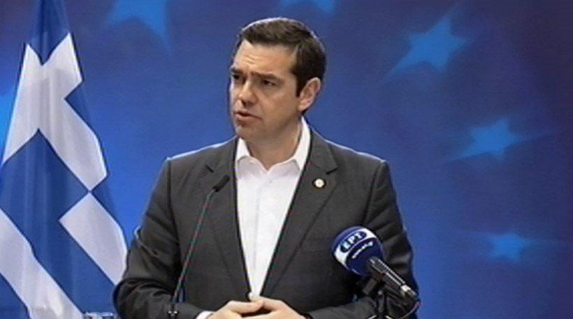"""Ο Τσίπρας με δηλώσεις του """"βάφτισε"""" τα Σκόπια """"Gorna Makedonija"""""""