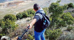 16χρονος έπεσε από βράχο βγάζοντας selfie